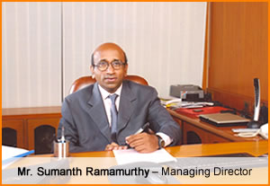 Mr. Sumanth Ramamurthy